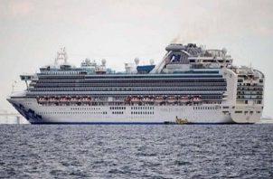 Los cruceros deberán negar el embarque a toda persona que haya viajado desde China o transitado por el país vía aeropuerto.
