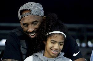 Kobe y su hija serán despedidos el 24 de febrero.