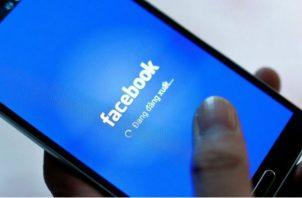 Facebook ganó menos en 2018. Foto/EFE