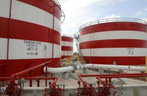 El nuevo sistema de almacenamiento y conducción de combustible forma parte de nuestra apuesta por la mejora. Foto/Cortesía Tocumen S.A.