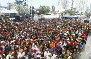 La Autoridad de Turismo de Panamá (ATP) asignó 2.3 millones de dólares para la celebración de los carnavales en el país.