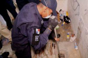 Actualmente se investigan  presuntos delitos cometidos por custodios  dentro  de  La Joyita y La Nueva Joya.
