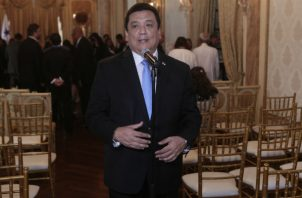 El procurador Eduardo Ulloa asumió el cargo en enero pasado.