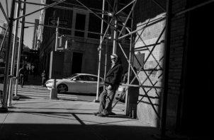 """Tras una muerte por escombros en 1979, NY adoptó el """"Programa de Inspección y Seguridad de Fachadas"""". Foto / David La Spina para The New York Times."""