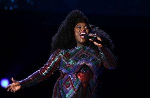 La cantante Yola dijo que su álbum es un nuevo inicio. Foto / Robyn Beck/Agence France-Presse — Getty Images.