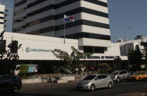 El Banco Nacional de Panamá fue una de las entidades bancarias que recibió una calificación negativa. Foto/Víctor Arosemena