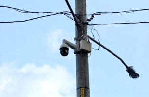 Contará con cámaras contará con inteligencia artificial. Foto: Minseg