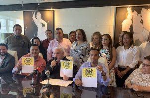 Ricardo Martinelli liderará el partido camino a las elecciones de 2024.