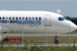 Airbus insiste en un acuerdo negociado. EFE