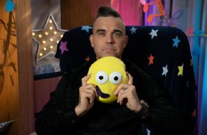 Robbie Williams. Foto: Instagram