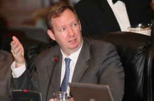Exministro de Economía y Finanzas, Frank De Lima.