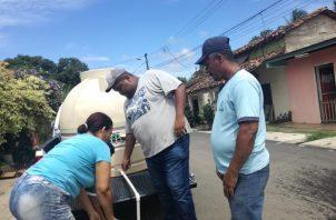 Las autoridades del Idaan aseguran que evalúan el uso de los hidrantes. Foto/Thays Domínguez.