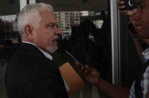 Jaime Lasso amplía indagatoria en caso Odebrecht. Foto/Victor Arsomena