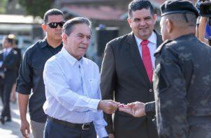 Presidente Laurentino Cortizo no permitirá acciones de esta naturaleza.