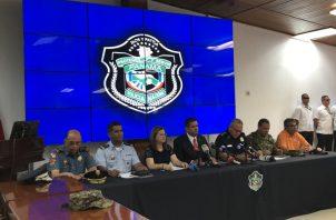 Los panameños podrán disfrutar de un carnaval seguro. Foto: Policía Nacional.
