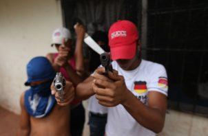 La mayoría de pandillas operan en Panamá centro, San Miguelito y Colón.
