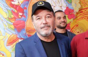 Rubén Blades. Foto: Aurelio Herrera