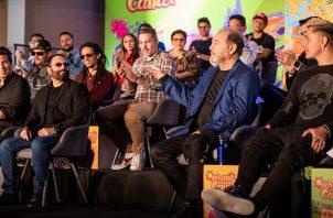 Rubén Blades, junto a Roberto Delgado y su Orquesta cerrarán con broche de oro.