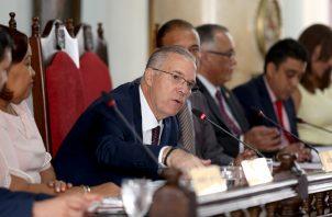 El alcalde Fábrega ha mencionado que la fecha de la consulta se mantiene para el 12 de marzo Tomada de Twitter