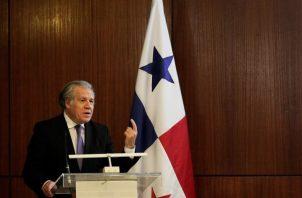 El secretario general de la Organización de Estados Americanos (OEA), el uruguayo Luis Almagro. FOTO/EFE