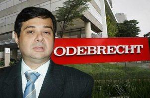 Jorge Alberto Rosas es señalado de haber manejado dinero de la empresa Odebrecht.