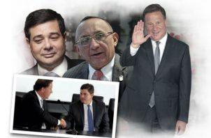 Piden que estas figuras del Partido Panameñistas sean citados a la Fiscalía Anticorrupción.