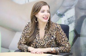 Judy Meana es la vicealcaldesa del distrito de Panamá y miembro del Partido Molirena.