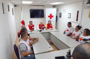 373 voluntarios, 20 ambulancias y 21 puestos de atención a nivel nacional, formarán parte del operativo de la Cruz Roja. Foto: Cortesía