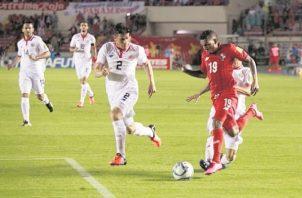 Panamá enfrentará a Costa Rica. Foto: Anayansi Gamez