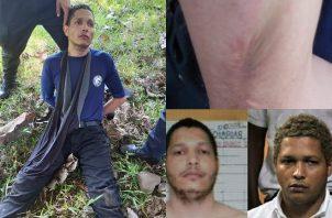 GIlberto Vetnura Ceballos denuncia que la Policía Nacional le está violando todos sus derechos.