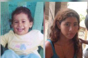 Mónica Serrano desapareció en febrero de 2003, cuando tenía un año y ocho meses.