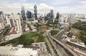 Se prevé que Panamá crecerá en el 2019 igual o a menor ritmo que el 2018. Archivo