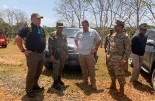 Senafront participa en reunión de trabajo junto a Ministerio de Seguridad Pública