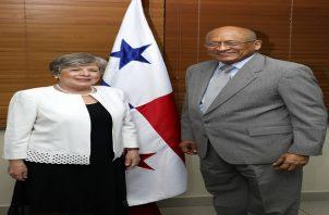 El MEF agradeció la participación del Instituto Latinoamericano de Planificación Económica y Social.