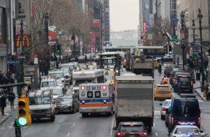El gobernador de Nueva York, Andrew Cuomo,  ha dicho que esta situación no es una sorpresa porque era de esperar que sucediese tarde o temprano  FOTO/AP
