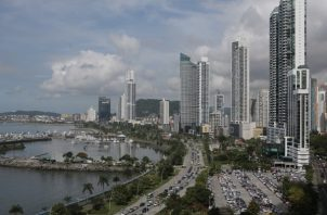 A pesar de que la economía panameña creció un 3  por ciento durante el 2019, sigue siendo una de las más dinámicas de la región.
