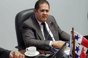 El diputado Miguel Fanovich dijo que él no podía romper la alianza entre el PRD y el Molirena.
