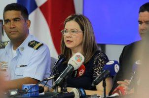 La doctora Rosario Turner deberá explicarle a los panameños los planes y medidas preventivas que está tomando el Ministerio de Salud ante la amenaza mundial del coronavirus.
