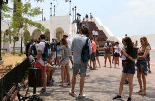 El sector turismo es una de las industrias que más aporta a la economía panameña.