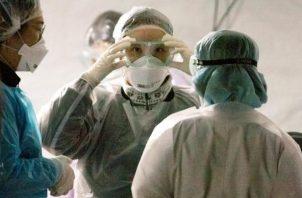 En un comunicado, la agencia de la Unión Europea (UE) con sede en Bruselas señaló que el trabajador dio positivo en las pruebas por coronavirus. FOTO/EFE