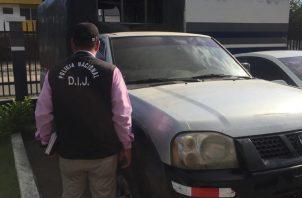 Los uniformados remitieron al conductor a las autoridades judiciales quienes adelantan las investigaciones y donde se podría estar frente a un caso contra el patrimonio económico.