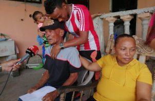 Los familiares de los desaparecidos exigen más apoyo e información por parte de las autoridades.  FOTO/ERIC MONTENEGRO