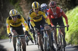 Jumbo no participará  en la carrera París-Niza.