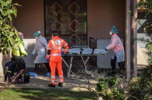 Los fallecidos en Italia por el coronavirus son 233 y los infectados 5,061 FOTO/EFE