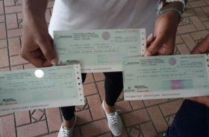 El pago de la Beca Universal en las regiones de Veraguas, Herrera, Los Santos, Coclé, Darién y la Comarca Emberá Wounaan, se desarrollará este  lunes 9 de marzo.