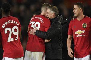 United volvió a reinar en Manchester.