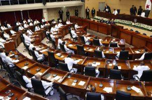Diputados del PRD no quieren a empresas corruptas. Foto: Archivo