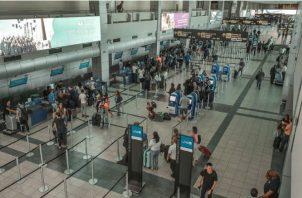 Las cancelaciones de los viajes son de turistas que provienen de Europa y Estados Unidos, quienes iban a participar en congresos. Cortesía