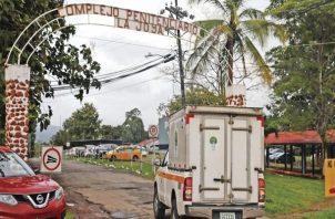 La población penitenciaria en Panamá es de 18,127, según el Ministerio de Gobierno.