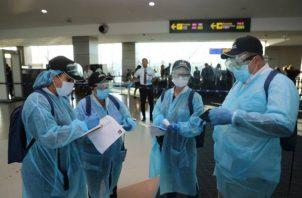 El protocolo de vigilancia para evitar caso de coronavirus se concentró solo en cuatro países.